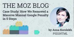 When it comes to getting a manual penalty revoked, the process is as much art as it is science. Anna Korolekh of PSD2HTML shares their journey in removing a massive penalty, dealing with the Google Webspam Team, identifying what worked and what didn't, and offers some key takeaways from the process.