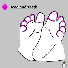 Les experts s'entendent pour dire qu'on peut apaiser les bébés grincheux, avec leurs pieds! - Trucs et Astuces - Trucs et Bricolages