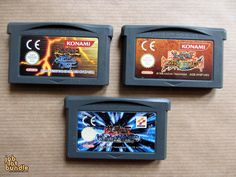 Yu-Gi-Oh gameboy advance sp cartridge bundle x 3 http://www.joblotbundle.com/collections/video-games/products/yu-gi-oh-3-x-gameboy-advance-sp-game-bundle-job-lot
