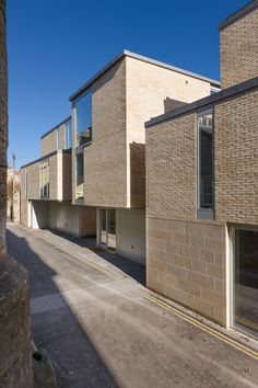 See All 24 Projects Shortlisted for RIAS' 2015 Awards,West Burn Lane, St Andrews / Sutherland Hussey Architects © SHA Architecture Antique, Brick Architecture, Architecture Awards, Contemporary Architecture, Architecture Details, Interior Architecture, Facade Design, Exterior Design, Habitat Groupé