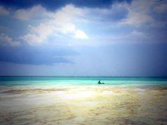 Mnemba Beach, Zanzibar