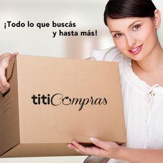 ¡#Titicompras es ideal para vos!