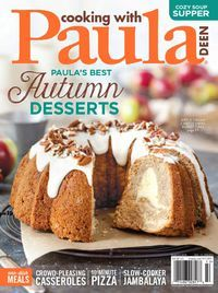 September 01, 2016 issue of Cooking with Paula Deen is now available through Zinio for Libraries