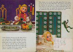 The Frog Prince puppet children's story book pg 4 | Flickr – Compartilhamento de fotos!