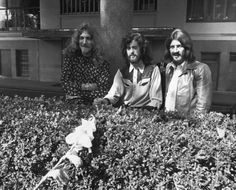 NEVER BEFORE SEEN Robert Jimmy and John