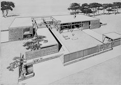 Paul Rudolph, Building Costs, Heritage Foundation, Construction Drawings, Contemporary Photographers, Ceiling Height, Photo Projects, Florida Home, Personal Photo