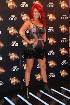 Dianne Buswell Strictly Come Dancing Launch in London Strictly Dancers, Bbc Strictly Come Dancing, Celebrity Updates, Beautiful Redhead, London, Girl Dancing, Hot Outfits, Ballet Dancers, Dance Dresses