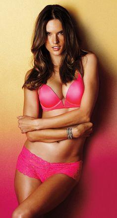 Candice Swanepoel, Alessandra Ambrosio, Lily Aldridge & Erin Heatherton for Victorias Secret Very Sexy Collection