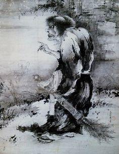 曾我蕭白 Soga Shōhaku (1730–1781)