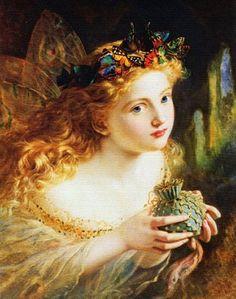 Sophie Anderson - 1823-1903