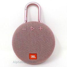 JBL Clip 3 Pink Speaker Portable Wireless Bluetooth Waterproof Rechargeable  | eBay Garmin Etrex, Xbox One Pc, System Model, Pc Ps4, Speaker System, Gaming Headset, Bluetooth, Usb
