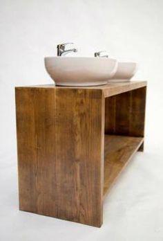Cum gasesc un tamplar in Bucuresti - Dragos si Costi Solid Oak Furniture, Vanity, Dressing Tables, Powder Room, Vanity Set, Single Vanities, Vanities, Dresser To Vanity, Wash Stand