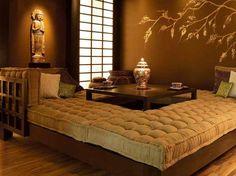Como criar um espaço zen na sua casa