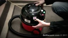 Numatic Henry HVR200A HVR200 22 Vacuum Cleaner Review