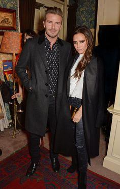 Pin for Later: 17 Ans Plus Tard, David et Victoria Beckham Ont Toujours L'air Aussi Amoureux 2014