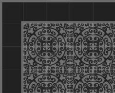 "Boundera 8""x8"" Cement Tiles Surrounding Avenida Cement Tiles - laundry room floor"