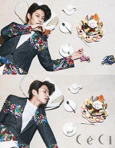 Hee Chul - Ceci Magazine May Issue '14