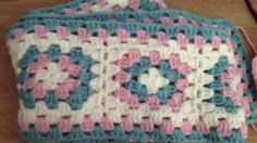 Learn to Crochet with Girlybunches - No Sew Granny Squares
