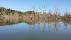 Lago Poggio Perotto dal Bellyboat