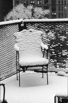 Andre Kertesz New York 1977