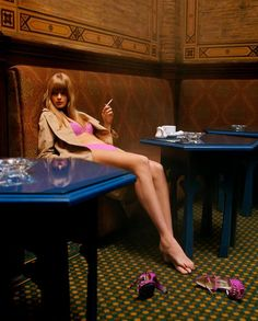 Julia Stegner by Stephen Shore, Vogue Italy. For everything fashion and lifestyle head to stylethemonkey.com