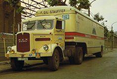 Semi Trucks, Big Trucks, Vintage Trucks, Vintage Men, Man Se, Abandoned Train, Trailers, Busses, Truck Camper