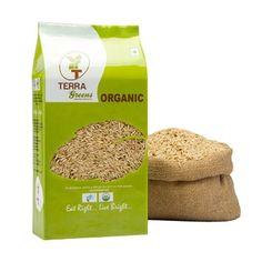 Terra Greens Basmati Rice - Brown