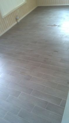 6x24 Planking Tile Layout Looks Like Hardwood But Is Much