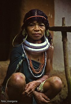Gadaba Tribal Woman, Orissa, India by foto_morgana Tribal People, Tribal Women, We Are The World, People Around The World, Beautiful World, Beautiful People, Steeve Mc Curry, Costume Ethnique, Beauty Around The World
