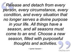 release quotes and pictures | release and detach from every person iyanla vanzant