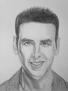 Portrait Sketches, Art Drawings Sketches, Pencil Portrait, Celebrity Drawings, Celebrity Portraits, Bollywood Actors, Bollywood Celebrities, Cool Pencil Drawings, Kids Around The World