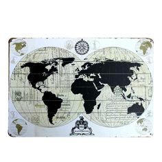 Breaching Orca Ancient Map Tissue Paper Shabby Chic Unique Special - Buy ancient maps
