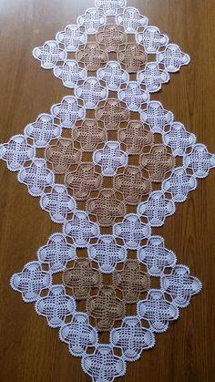 Crochet Table Runner Pattern, Crochet Mandala Pattern, Crochet Flower Patterns, Crochet Tablecloth, Crochet Flowers, Needle Tatting, Hobby, Table Runners, Elsa