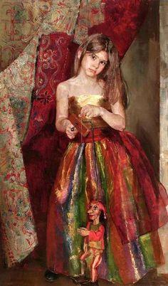 title unknown -- Natasha Milashevich (1967, Russian)