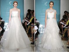 Reem Acra Bridal Collection 2013