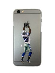Dez Bryant Catch iPhone 6 6s and 6 Plus Phone Case by Casecartels