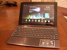 ASUS Transformer Prime: Perfect for business trips