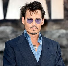 Johnny Depp is announced as the face of the upcoming Dior male fragrance, to be released on September 2015.