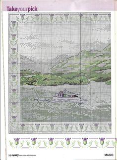 Gallery.ru / Фото #1 - Cross Stitch Crazy 081 январь 2006 - tymannost