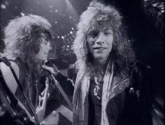 3 March 1987 - Livin' on a Prayer - Bon Jovi
