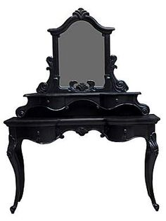 Pied a Terre Vanity Table #HOFatHOME