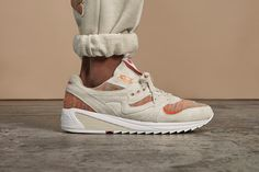 """Footpatrol x BEAMS x Saucony """"Only in Tokyo"""" Collection"""