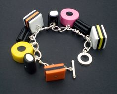 Hey, I found this really awesome Etsy listing at https://www.etsy.com/listing/57265180/liquorice-allsorts-charm-bracelet