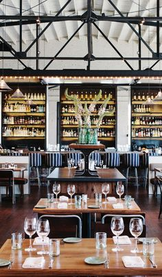 Atlanta restaurateur Ford Fry, designer Smith Haynes, and architect Tim Nichols whip up an amazing experience for this classic seafood restaurant and oyster bar, named The Optimist.