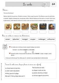 French Grammar, French Classroom, French Resources, Teaching French, Learn French, Cycle 2, School, Officiel, Cursive