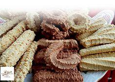 Darálós keksz, 3 ízben, ezt a finomságot nem lehet elrontani, érdemes kipróbálni! Dessert, Cookies, Meat, Vegetables, Food, Chocolate Candies, Pies, Kuchen, Crack Crackers