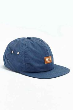 Brixton Hoover II Strapback Hat - Urban Outfitters 853d4d2ca30a