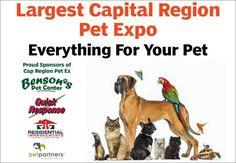 LARGEST CAPITAL REGION PET EXPO - SARATOGA, NY
