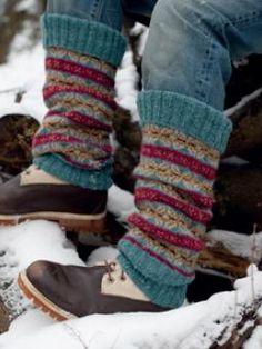 Nordic Knits, Martin Storey for Rowan Yarn Fair Isle Knitting, Knitting Socks, Hand Knitting, Rowan Knitting, Knitting Designs, Knitting Projects, Rowan Yarn, Knit Leg Warmers, Fair Isle Pattern