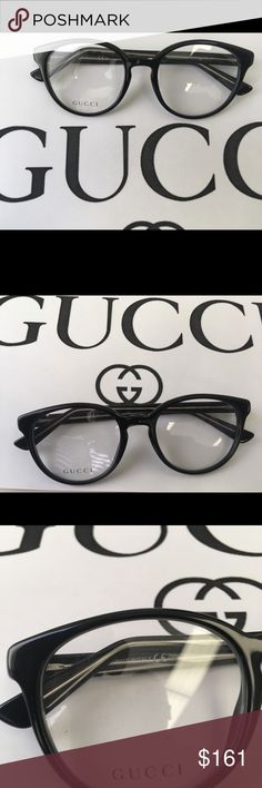 30972f004ba Gucci Prescription Frames Gender  Women Frame Color  Black Frame Shape   Oval Frame Style